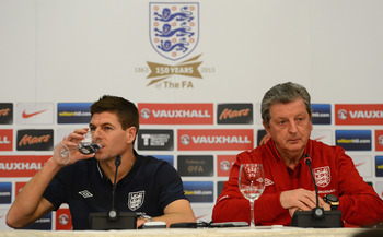 Steven Gerrard and Roy Hodgson will not be facing Pakistan this summer.
