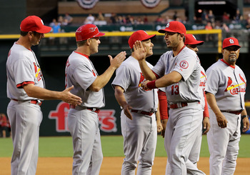 St. Louis has the talent and depth to reclaim its perch atop the NL Central in 2013.