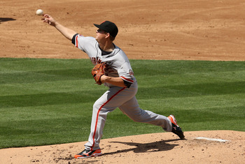 Behind great starting pitching and a terrific defense, the San Francisco Giants will repeat as NL West champions.