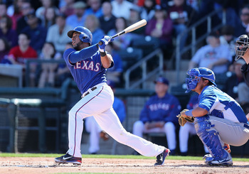 Elvis Andrus, fresh off a new contract extension, will lead the Rangers back to the playoffs in 2013.