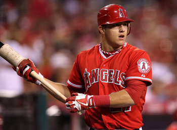 Will Mike Trout's first playoff appearance be a successful one?