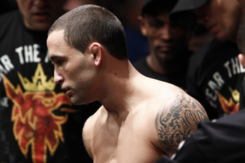 Frankie Edgar - Esther Lin/MMAFighting