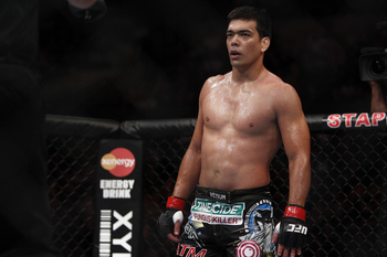 Lyoto Machida - Esther Lin/MMAFighting