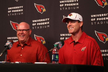 Smith wouldn't fit Bruce Arians' vertical-style passing game in Arizona.
