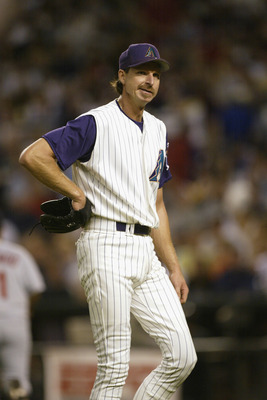 Randy Johnson.