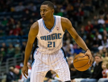 Orlando Magic's Maurice Harkless