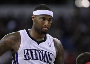 Sacramento Kings' DeMarcus Cousins