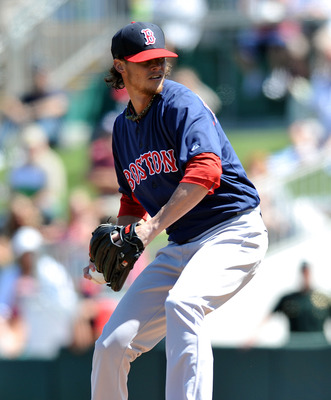 Buchholz is finally healthy and ready to be a workhorse.