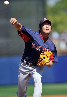 Uehara is an effective pitcher but has trouble staying healthy.
