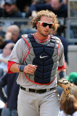 Saltalamacchia may have seen his value peak in 2012.