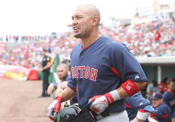 Victorino's speed will be a disruptive force in the Boston lineup.