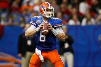 Driskel needs to improve in order to ignite the Gator passing attack.