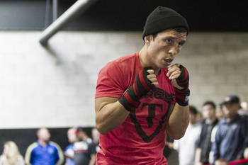 Joseph Benavidez - Esther Lin/MMAFighting