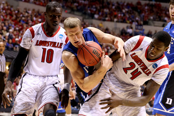 The Cardinals kept Mason Plumlee and Duke off the glass in the Elite Eight.