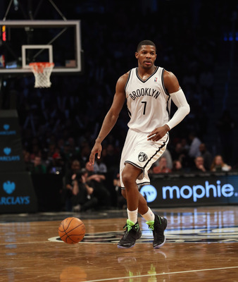 Brooklyn's Joe Johnson