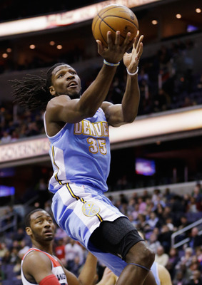 Denver's Kenneth Faried