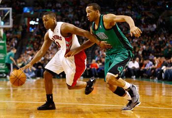 Bradley's hounding defense has been a boost for Boston.