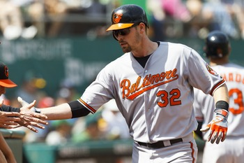 At the rate he is playing right now, catcher Matt Wieters could one day retire as the greatest Orioles catcher of all time.