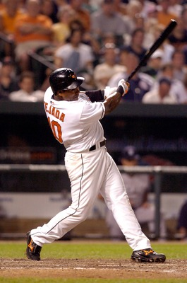 Miguel Tejada has posted some of the best numbers of any Orioles' player this past decade.