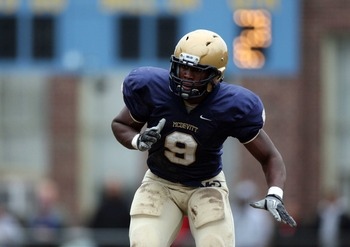 Noah Spence, a former high school All-American, will get a chance to star in 2013.