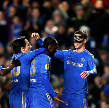 Benayoun, Moses and Torres have been on the fringes this season