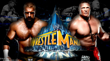 http://creativelyendeavored.files.wordpress.com/2013/03/triple-h-vs-brock-lesnar-wrestlemania-29.jpg