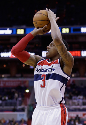 Although he was in and out of the lineup with injury this season, Bradley Beal was still one of the strongest spots in Washington's lineup this season.
