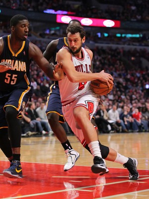 Belinelli could return as the starter if the Bulls re-sign him.