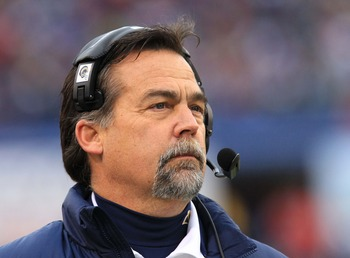 Jeff Fisher has things going in the right direction for the Rams.