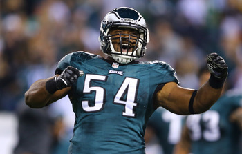 Brandon Graham was the best defensive player the Eagles have drafted in recent years.