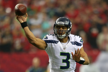 The Seahawks got a huge value in Russell Wilson in the 2012 draft.