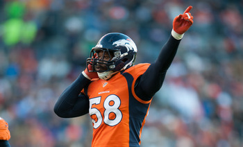 Von Miller has become part of Denver's new dynasty.