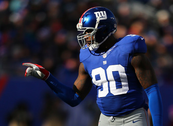 The Giants developed Jason Pierre-Paul into a monster.