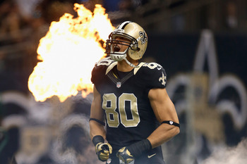 Jimmy Graham is so good, he can breathe fire.