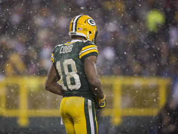 Randall Cobb is the Packers' next star.