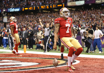 Colin Kaepernick was one of two great draft picks by Trent Baalke in 2011.