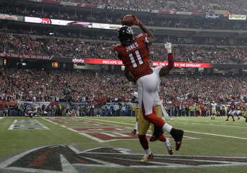Julio Jones has become one of the best receivers in the game.