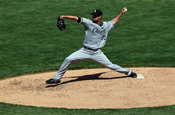 John Danks is currently on the DL.