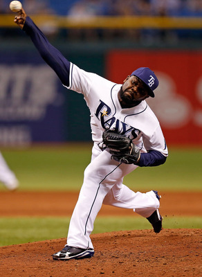 Fernando Rodney has been ineffective thus far.