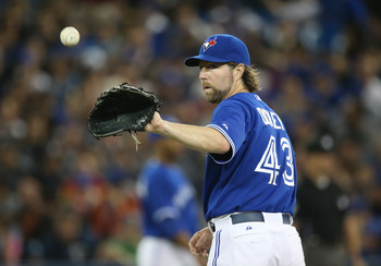 This isn't the R.A. Dickey Toronto thought it was getting.