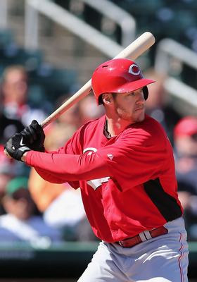 Cincinnati hasn't missed a beat since losing Ryan Ludwick.