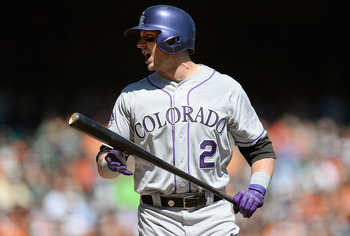 Is Troy Tulowitzki back?