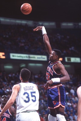 Patrick Ewing led many win streaks during his time in New York, including two of the biggest.