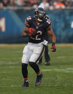 Matt Forte, a second-round pick in 2008, has been dubbed the Bears' best running back since Walter Payton.