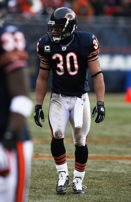Mike Brown, an oft-injured player, performed as well as any safety in the NFL when he was on the field.