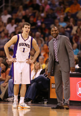 Nobody should be safe from a packaging deal on the Suns, not even leading scorer Goran Dragic.