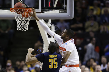 Syracuse must replace senior James Southerland