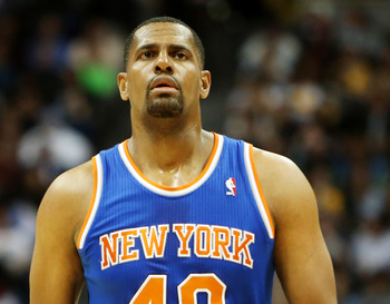 New York Knicks' Kurt Thomas