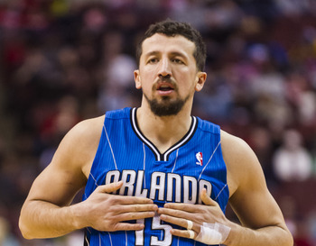 Orlando Magic's Hedo Turkoglu