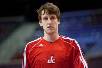 Washington Wizards' Jan Vesely